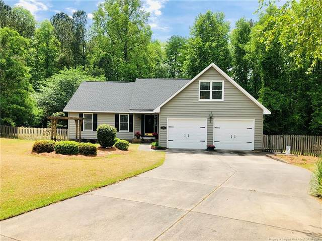 1332 Sawyer Court, Hope Mills, NC 28348 (MLS #656219) :: Towering Pines Real Estate