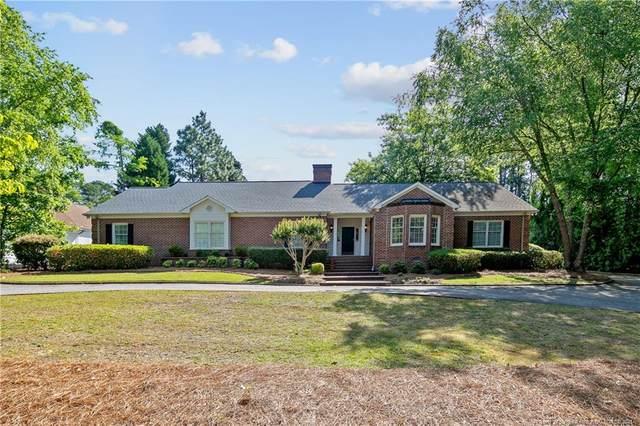 117 Great Oaks Drive, Fayetteville, NC 28303 (MLS #656223) :: Freedom & Family Realty