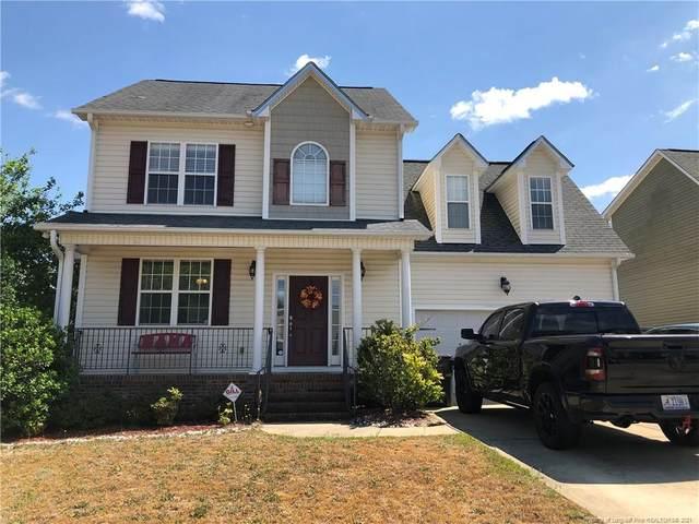 3313 Eastgate Street, Eastover, NC 28312 (MLS #656225) :: Towering Pines Real Estate