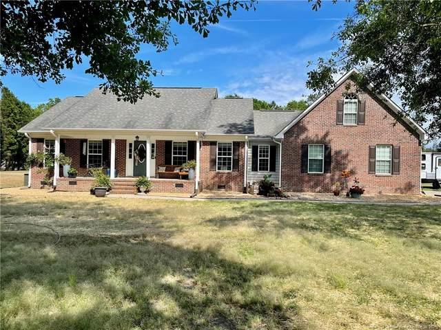 151 Brooke Run Drive, Lumber Bridge, NC 28357 (MLS #656226) :: Moving Forward Real Estate