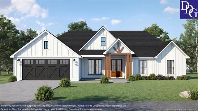 25 Raccoon Run Road, Wagram, NC 28396 (MLS #656231) :: Towering Pines Real Estate