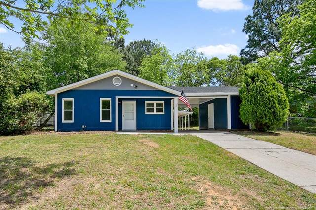 4424 Ruby Road, Fayetteville, NC 28311 (MLS #656232) :: The Signature Group Realty Team