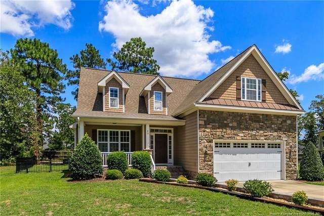 43 Skipping Pines Court, Spring Lake, NC 28390 (MLS #656246) :: Towering Pines Real Estate