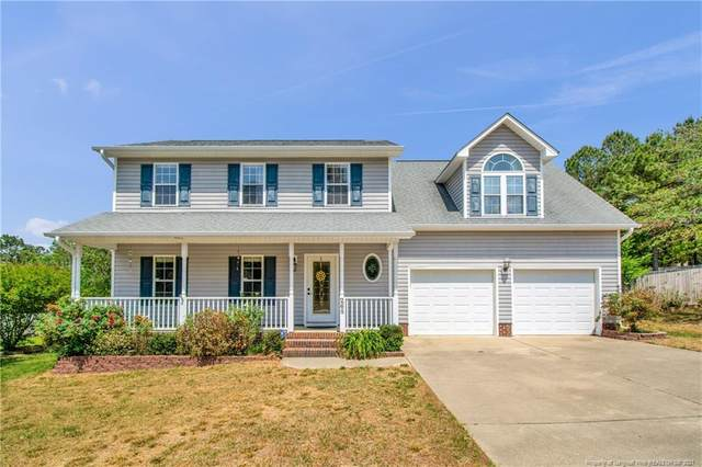 268 Valley View Court, Sanford, NC 27332 (MLS #656251) :: The Signature Group Realty Team