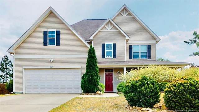 141 Heathrow Drive, Spring Lake, NC 28390 (MLS #656253) :: Moving Forward Real Estate