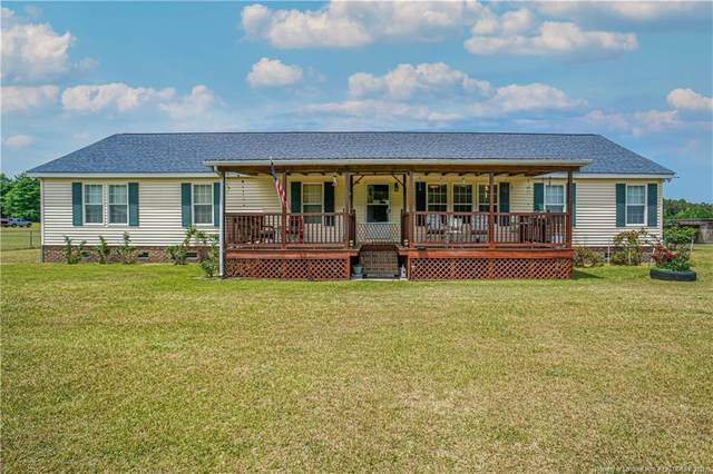 255 Eva Lane, Red Springs, NC 28377 (MLS #656256) :: The Signature Group Realty Team