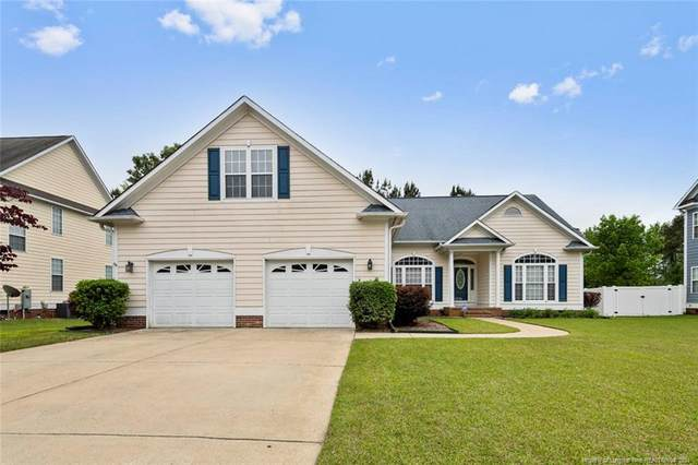 1120 Masterpiece Drive #14, Hope Mills, NC 28348 (MLS #656260) :: The Signature Group Realty Team
