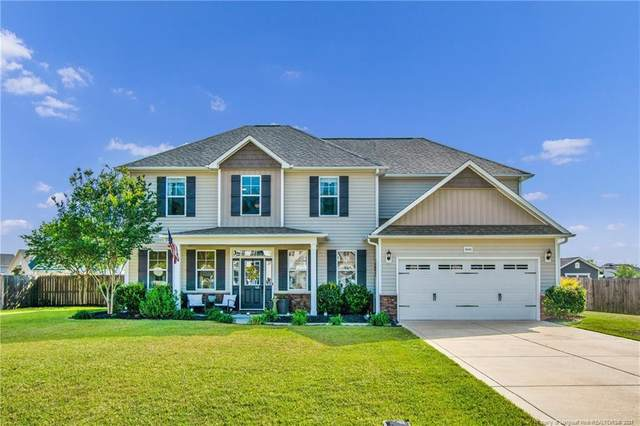 6644 Carriage Crossing Road, Hope Mills, NC 28348 (MLS #656283) :: The Signature Group Realty Team