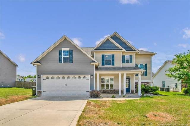 5911 Crown Ridge Court, Fayetteville, NC 28314 (MLS #656284) :: Moving Forward Real Estate