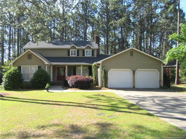 6831 Uppingham Road, Fayetteville, NC 28306 (MLS #656286) :: Freedom & Family Realty