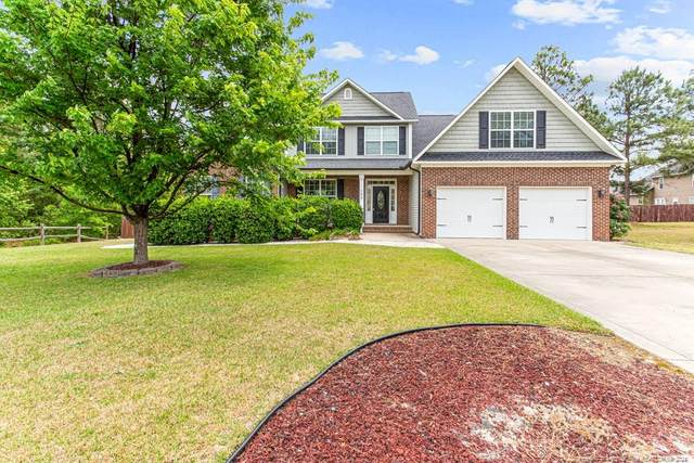 160 Kimbrough Drive, Lillington, NC 27546 (MLS #656287) :: The Signature Group Realty Team