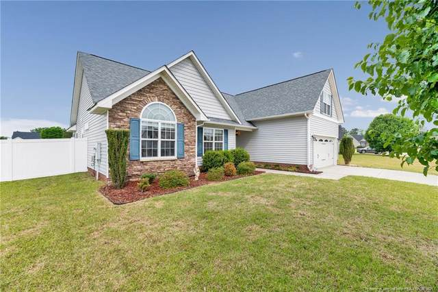 145 Crescent Drive, Raeford, NC 28376 (MLS #656296) :: The Signature Group Realty Team
