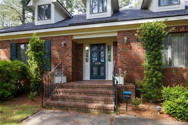 239 Summertime Road, Fayetteville, NC 28303 (MLS #656298) :: Towering Pines Real Estate