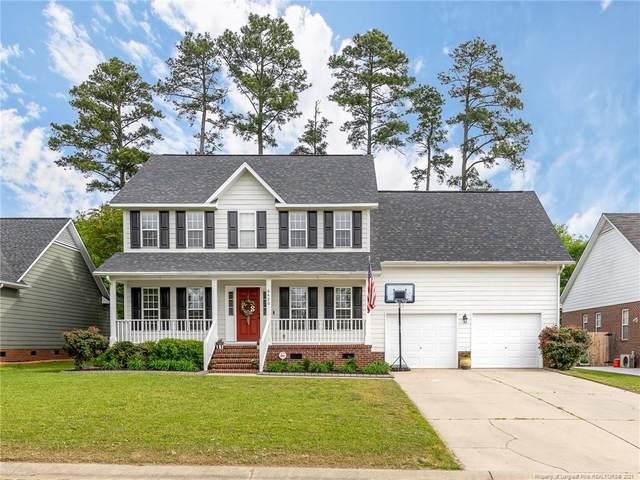 6420 Jacobs Creek Circle, Fayetteville, NC 28306 (MLS #656304) :: Towering Pines Real Estate