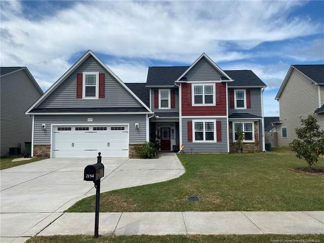 2154 Heathcote Drive, Fayetteville, NC 28314 (MLS #656305) :: The Signature Group Realty Team