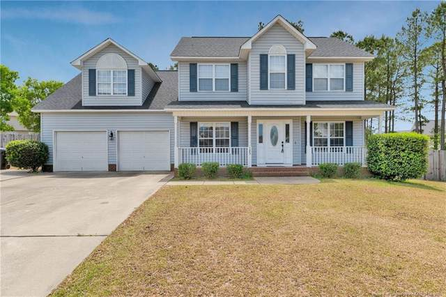 125 Person Court, Spring Lake, NC 28390 (MLS #656315) :: Freedom & Family Realty