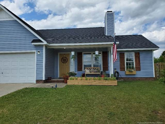 313 Buckeye Drive, Raeford, NC 28376 (MLS #656319) :: The Signature Group Realty Team