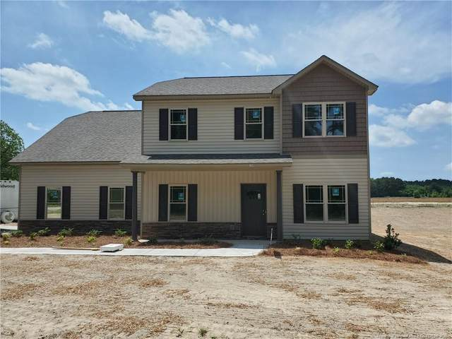 1040 Chason Road, Lumber Bridge, NC 28357 (MLS #656322) :: The Signature Group Realty Team