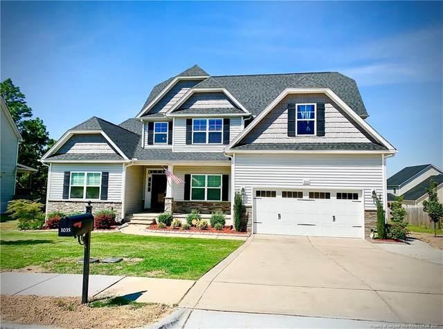 1035 Liberty Lane, Fayetteville, NC 28311 (MLS #656330) :: Towering Pines Real Estate