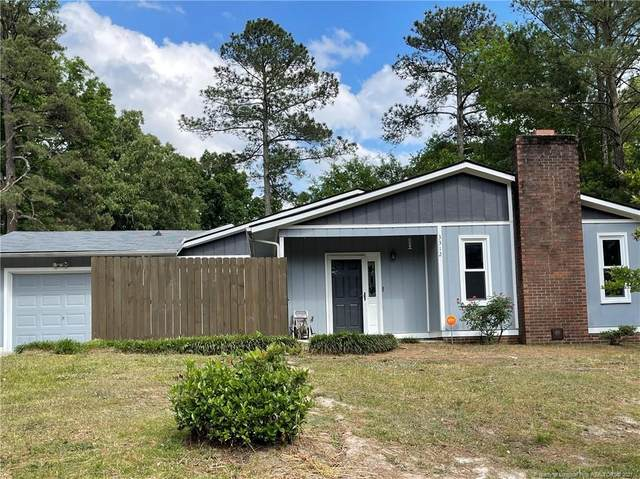 3312 Melba Drive, Fayetteville, NC 28301 (MLS #656333) :: The Signature Group Realty Team