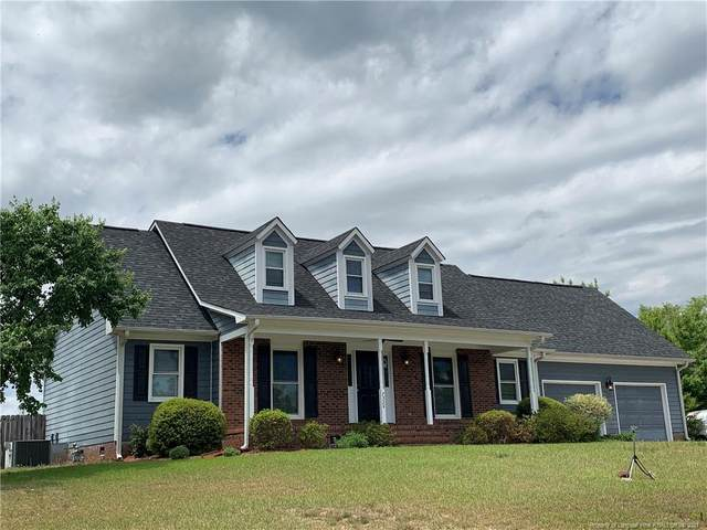 7324 Cayman Drive, Fayetteville, NC 28306 (MLS #656335) :: The Signature Group Realty Team