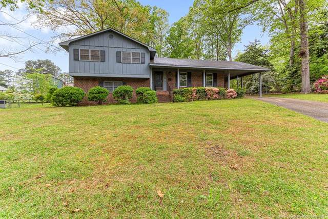 333 Oberlin Court, Fayetteville, NC 28303 (MLS #656356) :: Freedom & Family Realty