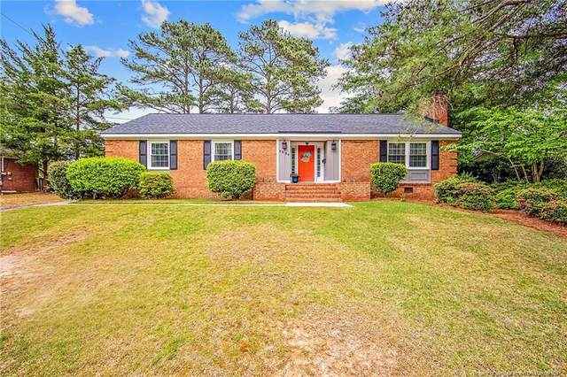 2534 Mirror Lake Drive, Fayetteville, NC 28303 (MLS #656358) :: Freedom & Family Realty