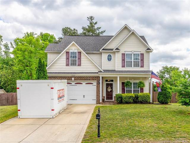 1560 Gray Hill Court, Hope Mills, NC 28348 (MLS #656366) :: The Signature Group Realty Team