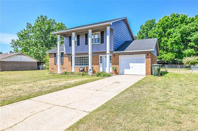 1012 Quailwood Drive, Fayetteville, NC 28314 (MLS #656373) :: The Signature Group Realty Team