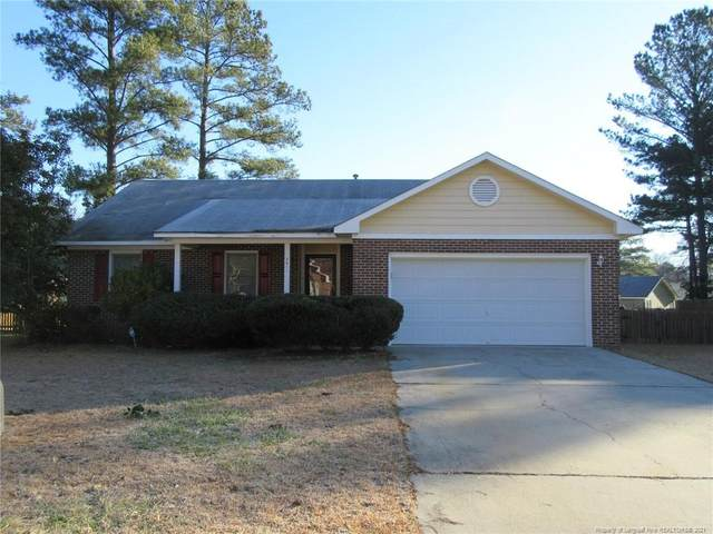 2511 Paintersmill Drive, Fayetteville, NC 28304 (MLS #656374) :: The Signature Group Realty Team