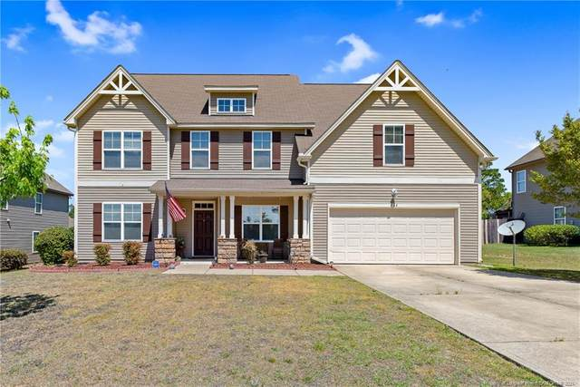 684 Highgrove Drive, Spring Lake, NC 28390 (MLS #656376) :: On Point Realty