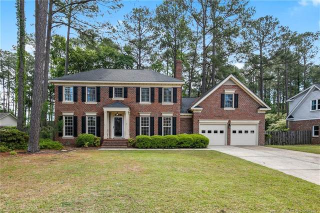 6112 Moncreiffe Road, Fayetteville, NC 28311 (MLS #656378) :: The Signature Group Realty Team