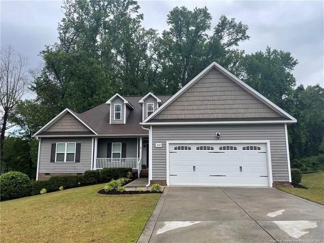 202 W Harrington Avenue, Broadway, NC 27505 (MLS #656383) :: Moving Forward Real Estate