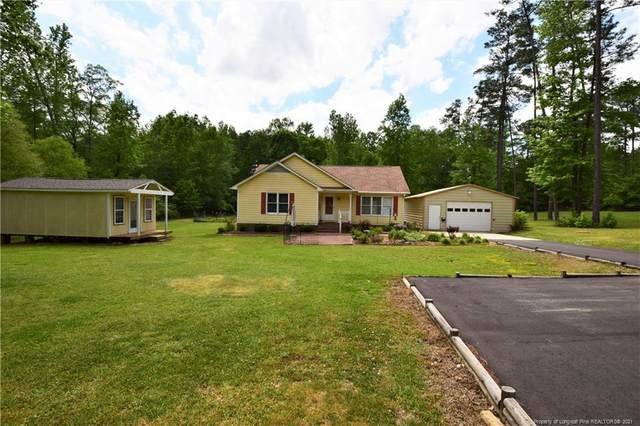3518 Cemetery Road, Sanford, NC 27332 (MLS #656394) :: Freedom & Family Realty