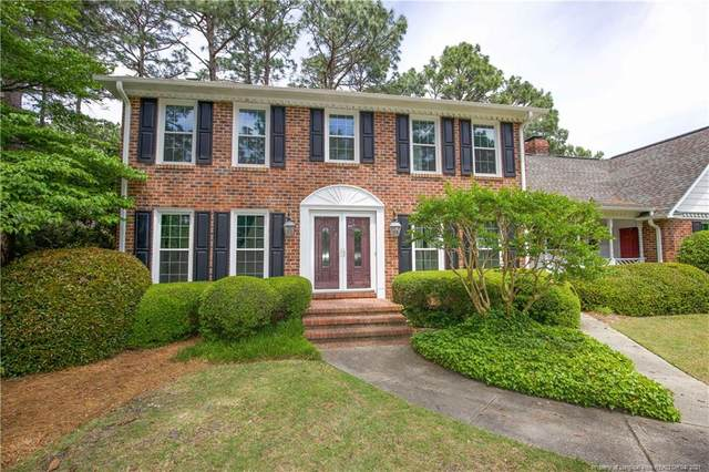 6824 Uppingham Road, Fayetteville, NC 28306 (MLS #656396) :: The Signature Group Realty Team