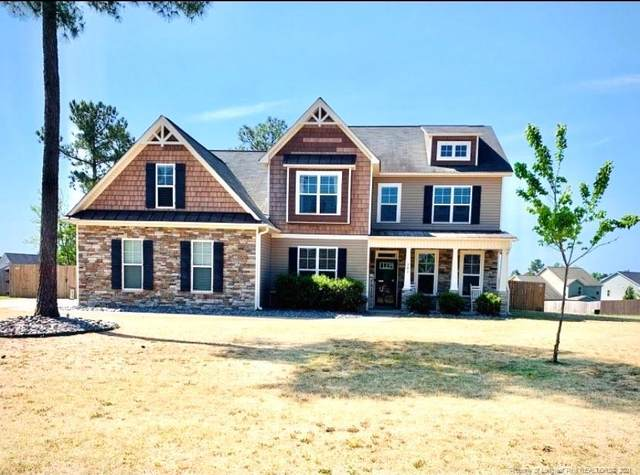 383 N Prince Henry Way, Cameron, NC 28326 (MLS #656397) :: On Point Realty