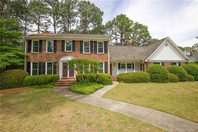 6824 Uppingham Road, Fayetteville, NC 28306 (MLS #656405) :: Towering Pines Real Estate