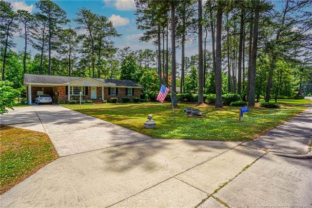 470 N. Fayetteville Street, Parkton, NC 28357 (MLS #656426) :: Towering Pines Real Estate
