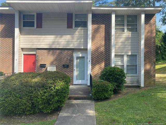 579 Winding Creek Road H, Fayetteville, NC 28305 (MLS #656429) :: Freedom & Family Realty
