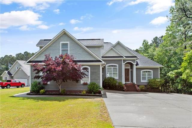 30 Wispy Willow Drive, Sanford, NC 27332 (MLS #656434) :: The Signature Group Realty Team