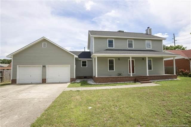 1795 Hampton Oaks Drive, Fayetteville, NC 28314 (MLS #656436) :: The Signature Group Realty Team