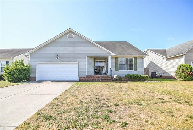 1439 Mingary Avenue, Fayetteville, NC 28306 (MLS #656439) :: The Signature Group Realty Team