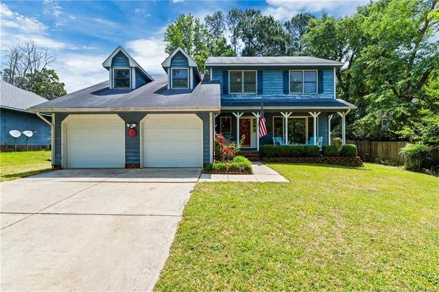 417 Regal Court, Fayetteville, NC 28314 (MLS #656447) :: The Signature Group Realty Team