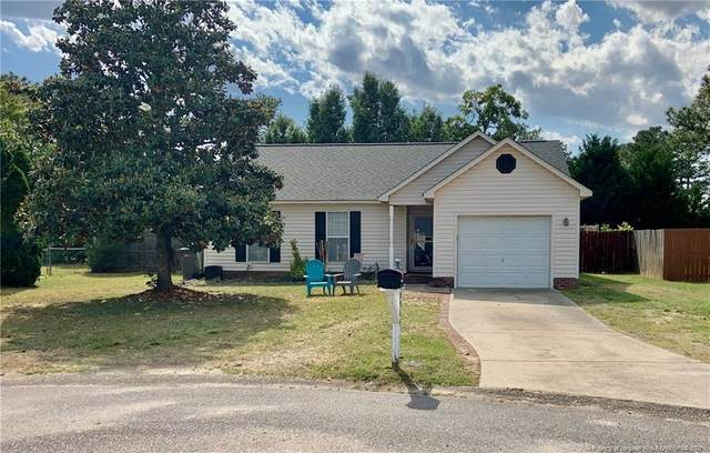 3514 Clovis Ct. Court, Hope Mills, NC 28348 (MLS #656453) :: Freedom & Family Realty