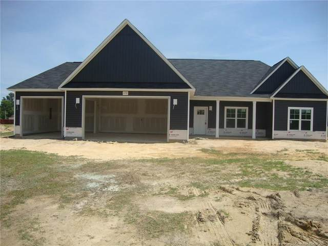 459 Sanders Road #1, Raeford, NC 28376 (MLS #656455) :: Freedom & Family Realty