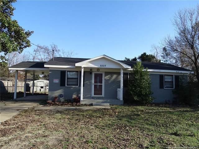 3227 Legion Road, Hope Mills, NC 28348 (MLS #656456) :: Moving Forward Real Estate