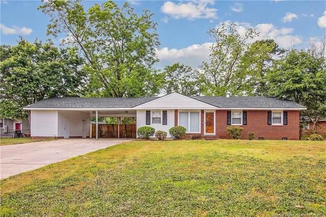 362 Lynhurst Drive, Fayetteville, NC 28314 (MLS #656470) :: Moving Forward Real Estate
