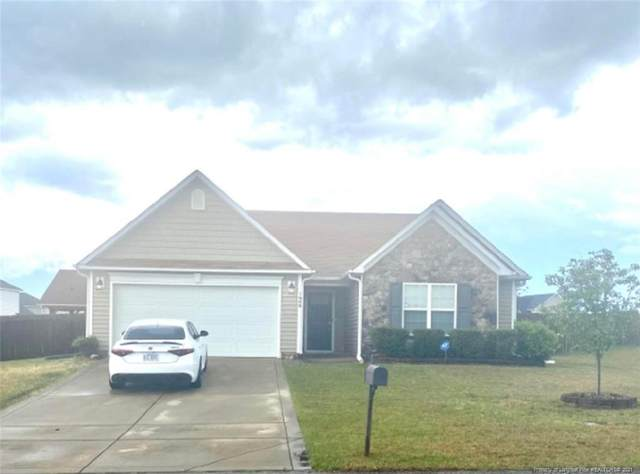 1608 Kershaw Loop, Fayetteville, NC 28314 (MLS #656499) :: Freedom & Family Realty