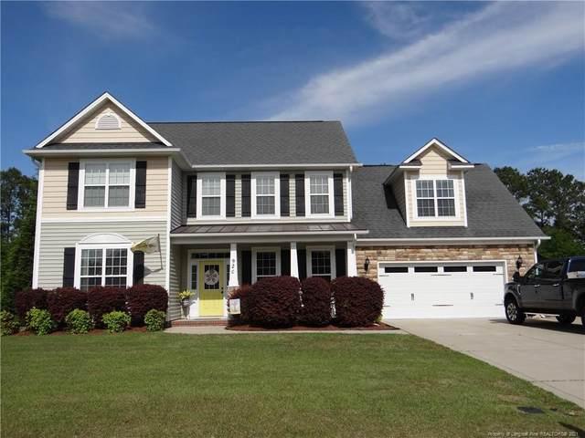 920 Bobby Jones Drive, Fayetteville, NC 28312 (MLS #656500) :: Towering Pines Real Estate