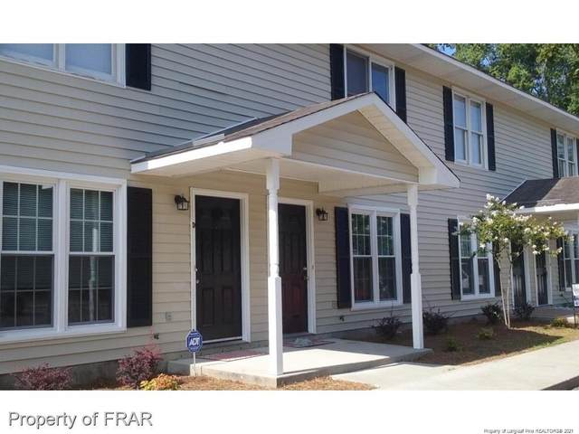 3101 Hasbrook Court, Fayetteville, NC 28304 (MLS #656509) :: Freedom & Family Realty